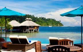 Gayana Eco Resort hotel, Malaysia   Top 10 hotels for swingers