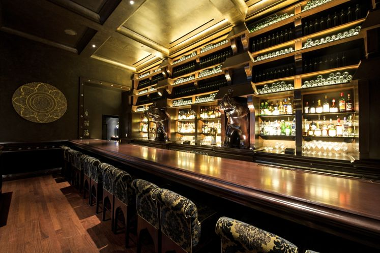 Top 10 Hottest Hotel Bars | Smith Hotel Awards 2015 | The Elephant Bar at the NoMad, New York, US