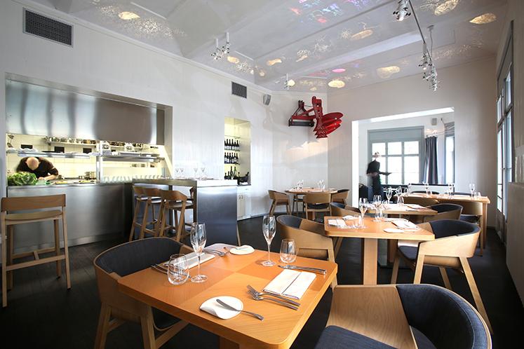 Field Restaurant Prague best restaurant in Prague