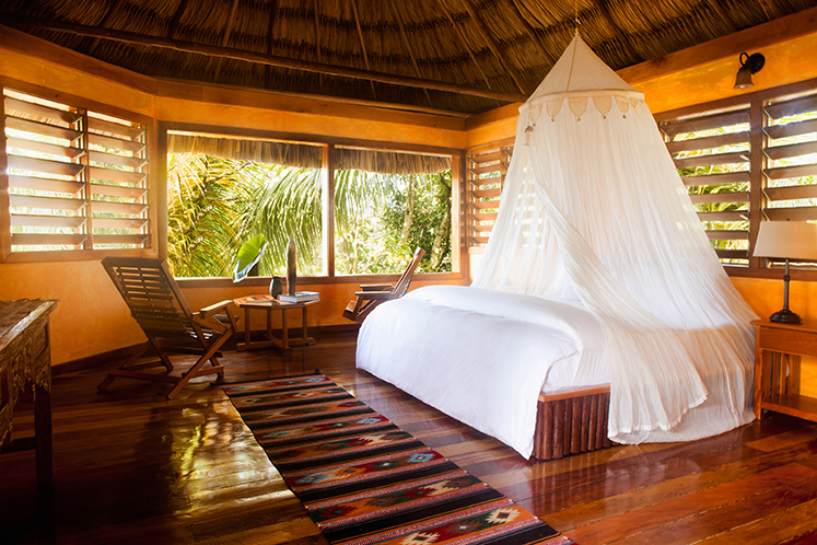 Best honeymoon hotel in Belize