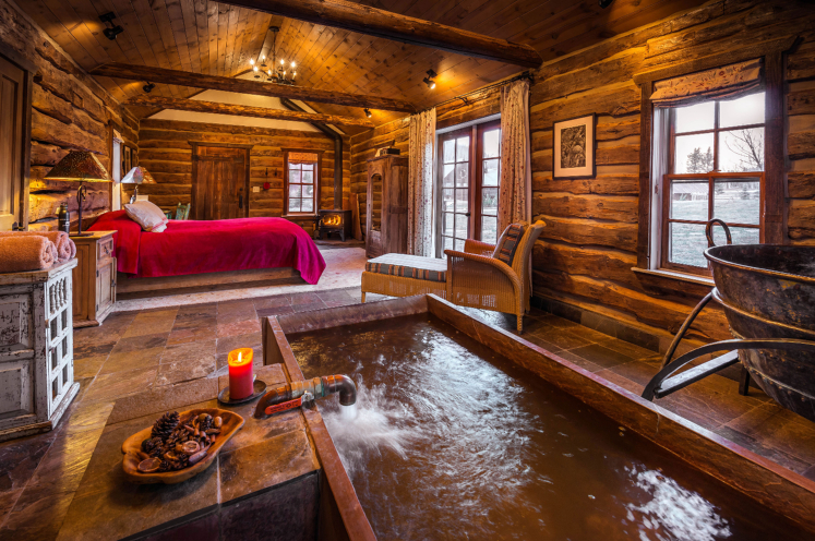Best honeymoon hotel in Colorado