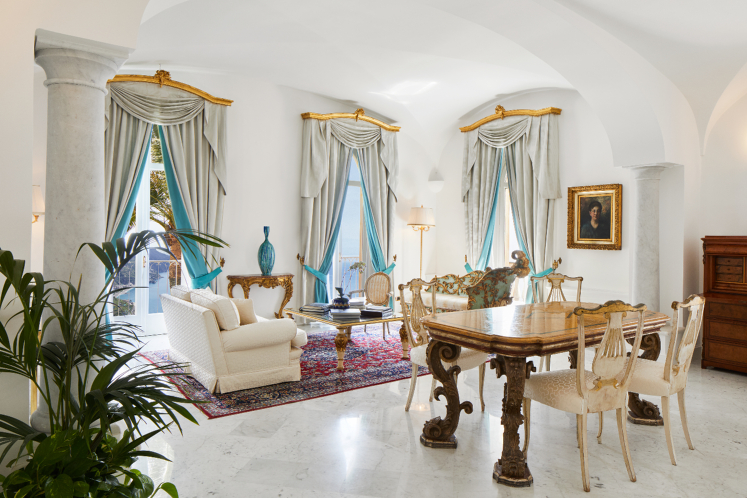 Best honeymoon hotel in Amalfi Coast, Italy