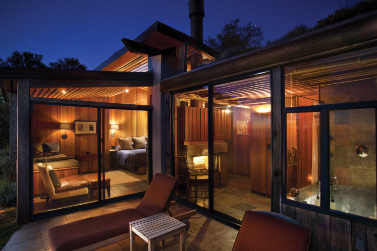 Best honeymoon hotel in Big Sur, California
