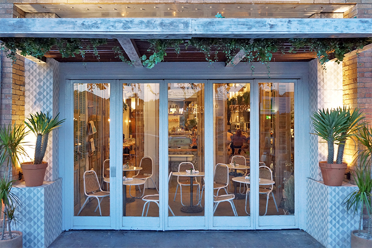 best restaurants in LA los angeles