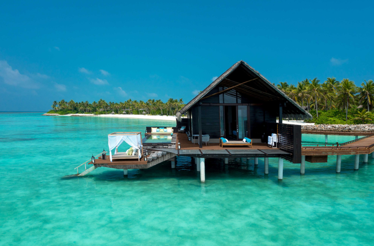 Best honeymoon hotels in the Maldives