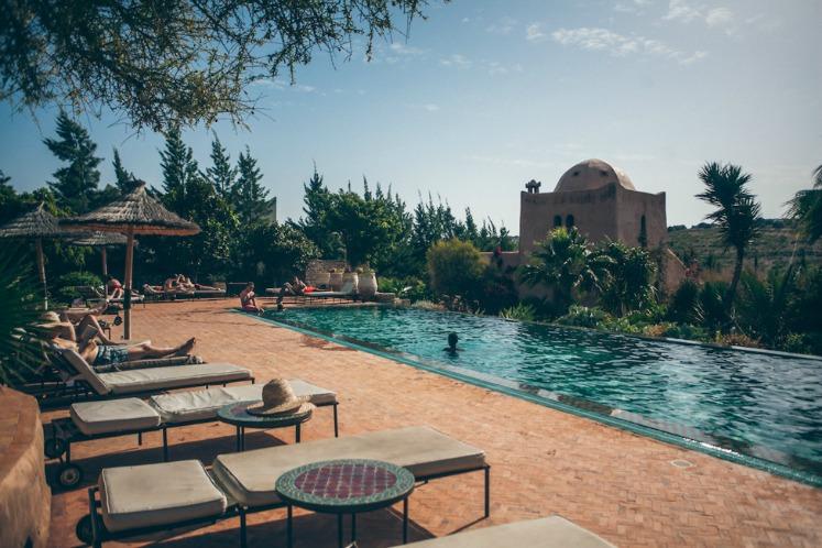Ultimate honeymoon in Morocco_Le Jardin des Douars, Essaouira