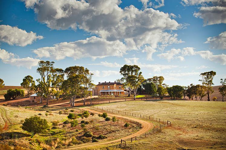 Kingsford Homestead, Barossa Valley, Australia