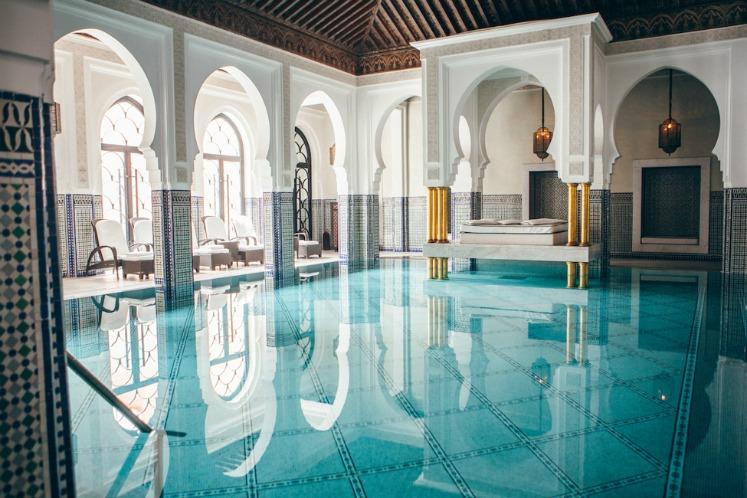 Ultimate honeymoon in Morocco_La Mamounia, Marrakech