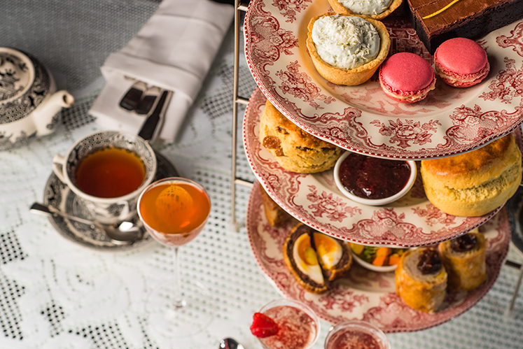 The Zetter Townhouse Marylebone tea