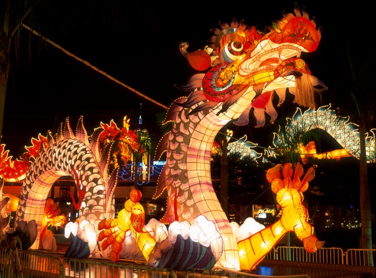 Top 10 destinations for New Year's Eve, Hong Kong