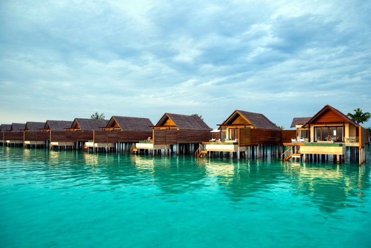 Per Aquum Niyama, Maldives