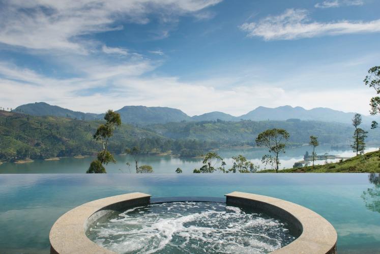 Ceylon Tea Trails hotel, Sri Lanka