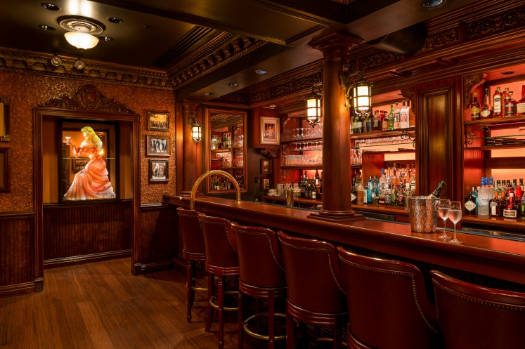 54 Below bar, New York, NY