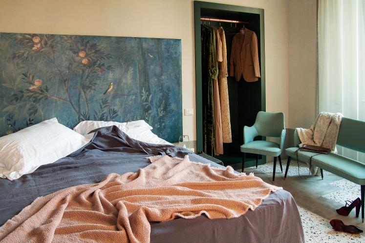 Casacau hotel, Rome, Italy