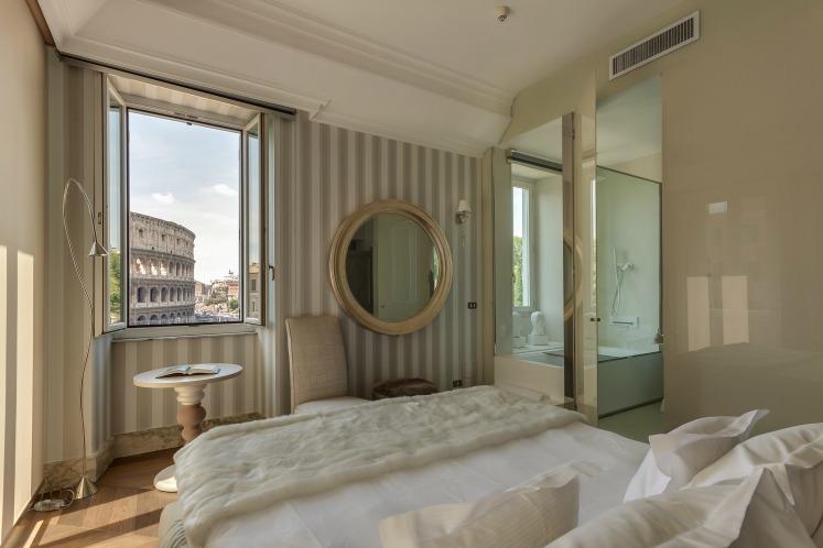 Hotel Palazzo Manfredi hotel, Rome, Italy