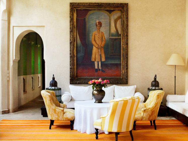L'Hotel Marrakech hotel, Morocco