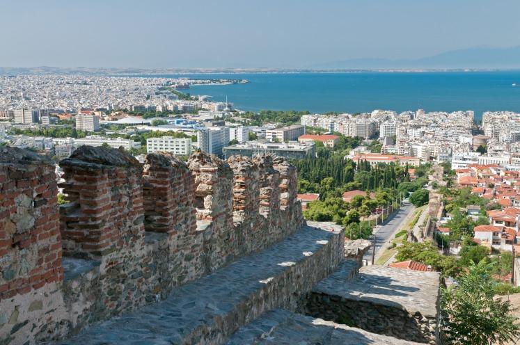 Thessalonika, Greece