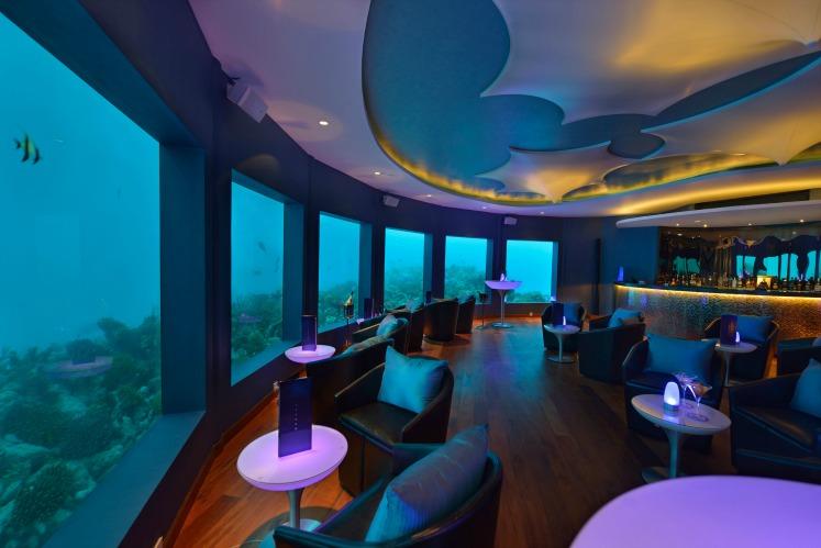 Niyama Private Islands Maldives, Subsix bar