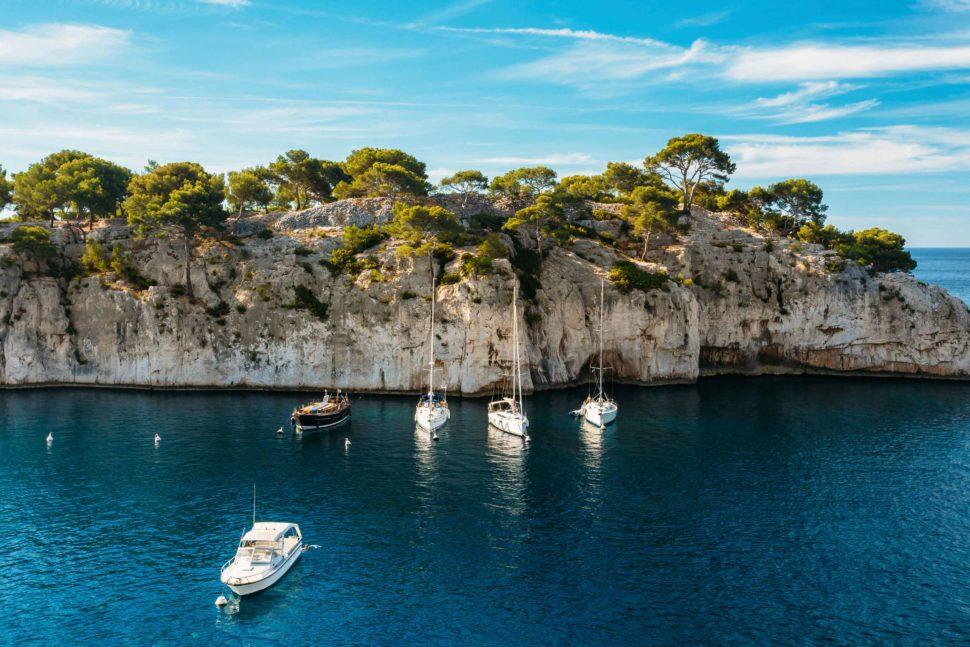 Cote D'Azur - Mr & Mrs Smith