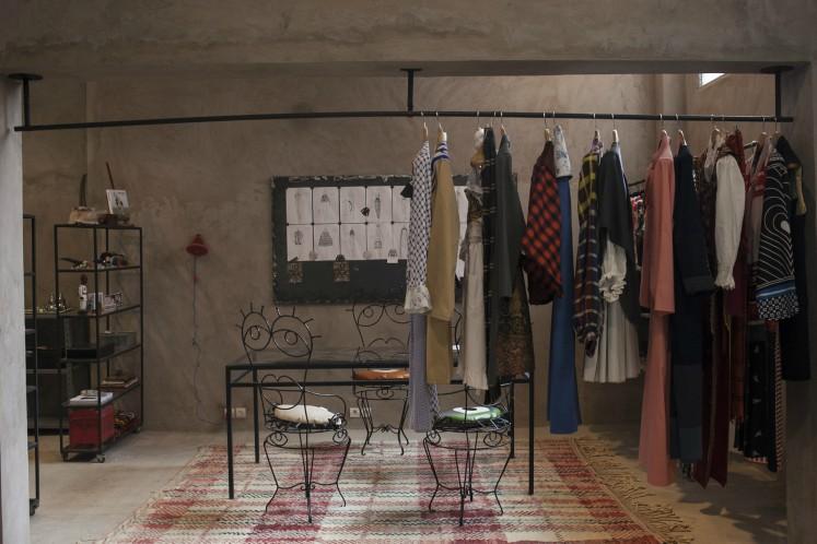 Art/C fashion studio, Marrakech, Morocco