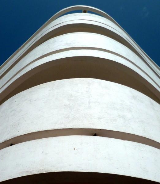 Tel Aviv, Israel, Bauhaus architecture