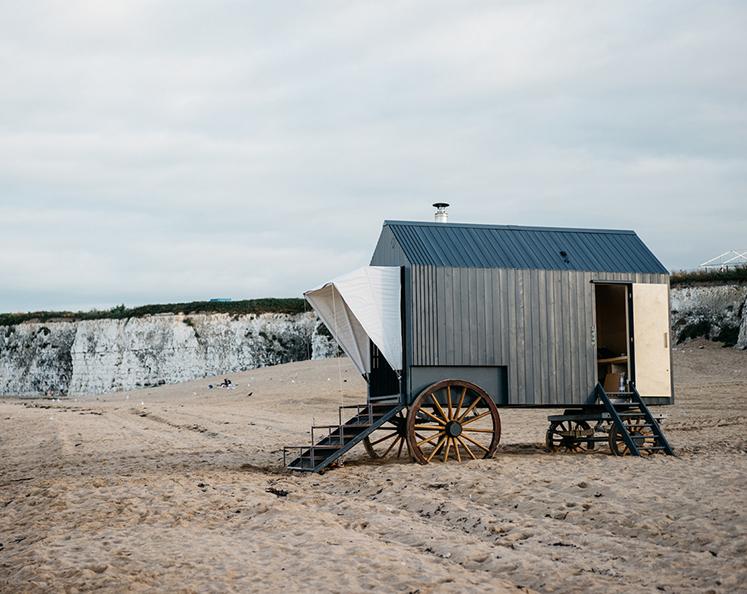 Haeckels Victorian seabathing sauna