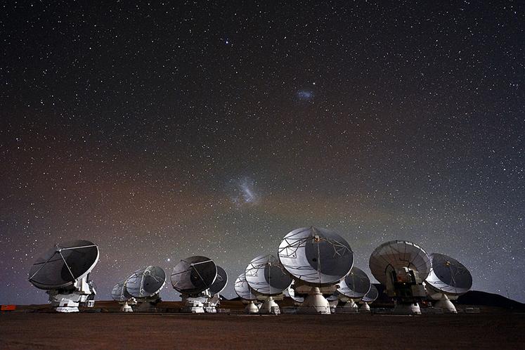 ALMA Observatory, Atacama Desert, Chile
