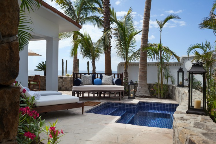 Pool Casita Suite at One&Only Palmilla, Los Cabos, Mexico