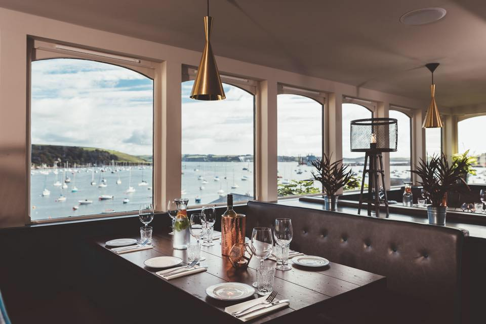 Star & Garter restaurant, Cornwall, United Kingdom