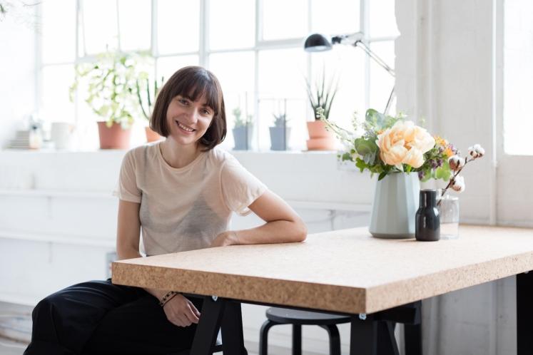 Lana Elie, founder of Floom
