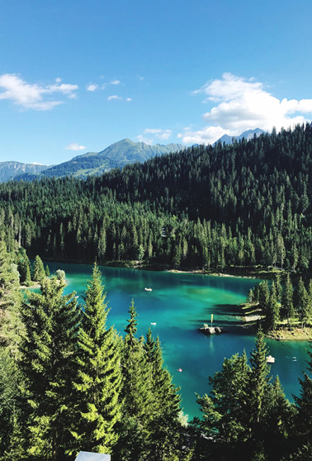 Swiss Lake District