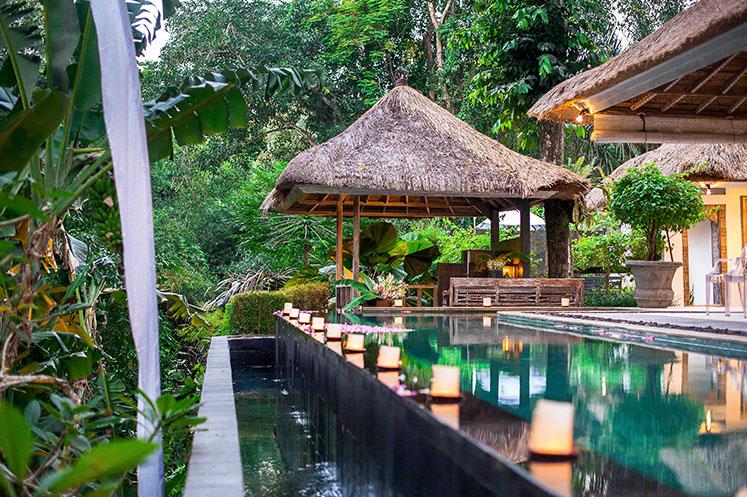 Mr & Mrs Smith | the world's most luxurious villas | Villa Sungai, Indonesia