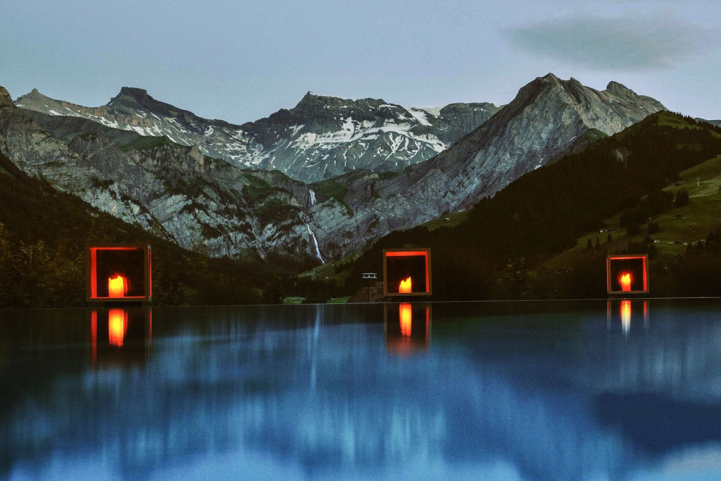 Mr & Mrs Smith | ski hotels | The Cambrian