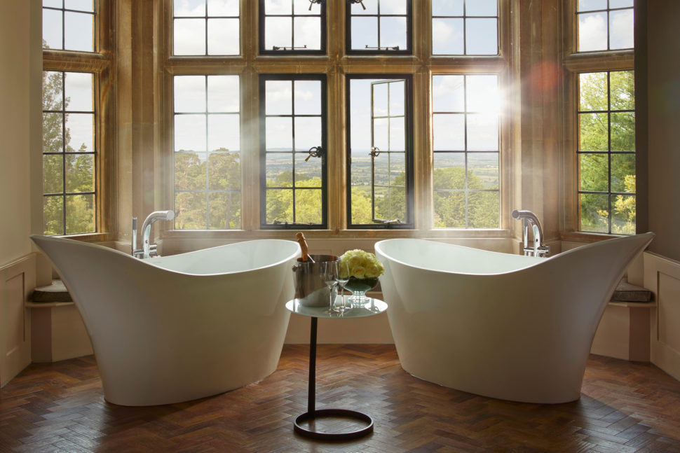 Mr & Mrs Smith   winter breaks in the Cotswolds   Foxhill Manor
