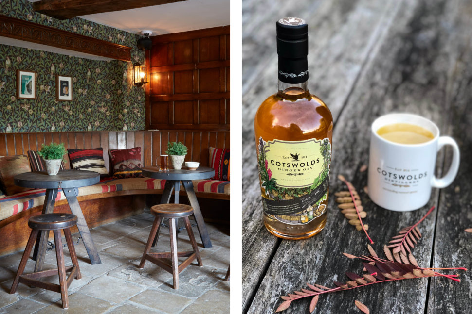 Mr & Mrs Smith   winter breaks in the Cotswolds   Artist Residence Oxfordshire and the Cotswolds Distillery