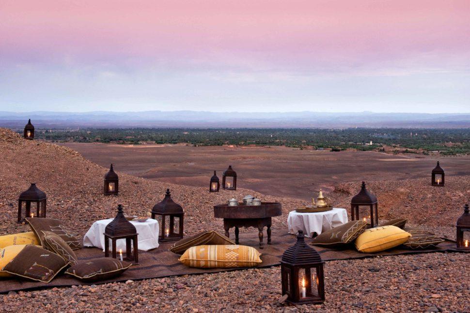 Dar Ahlam – Morocco – Valentines hotels – Mr & Mrs Smith