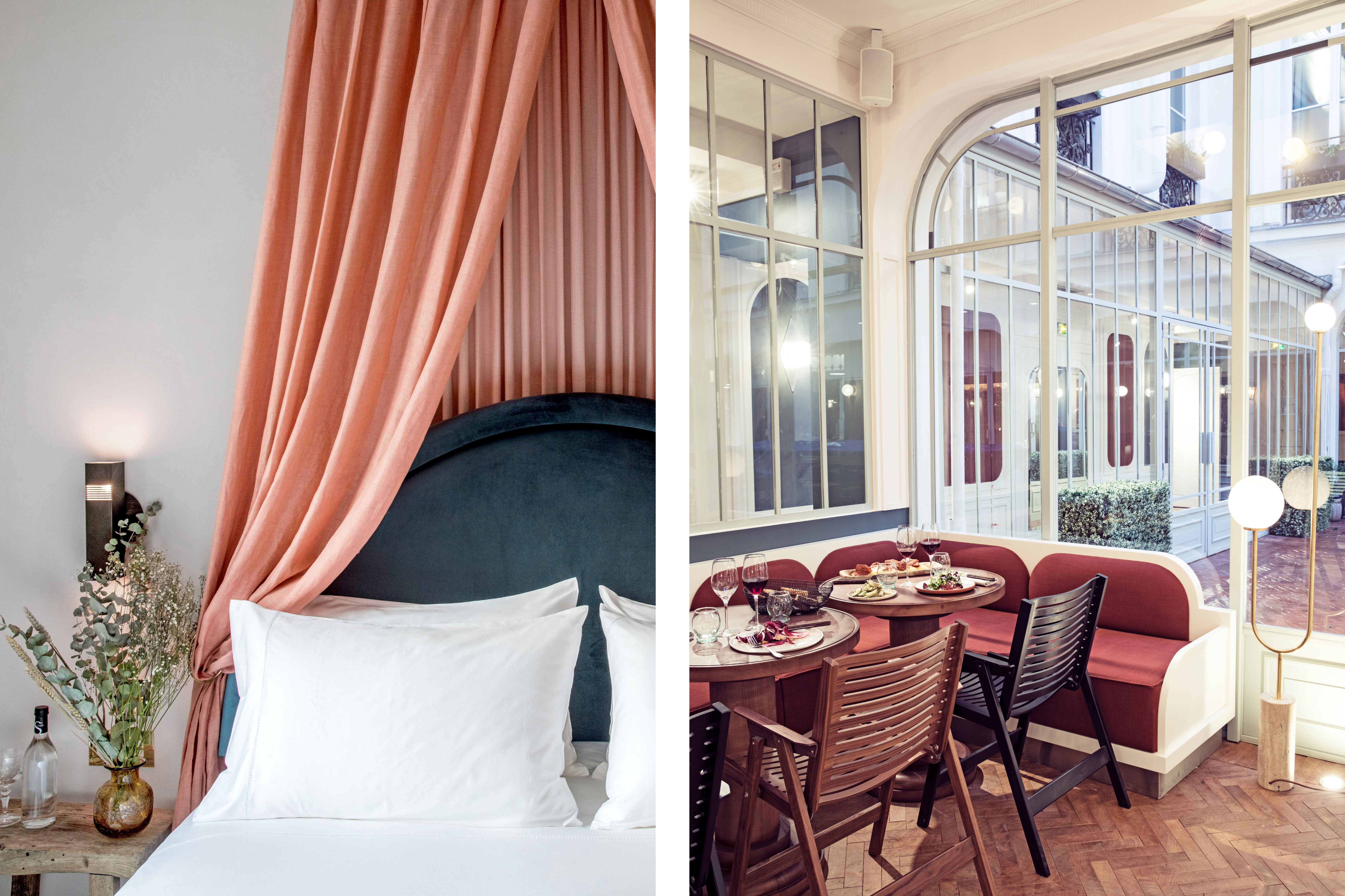 Hotel Des Grands Boulevards in Paris