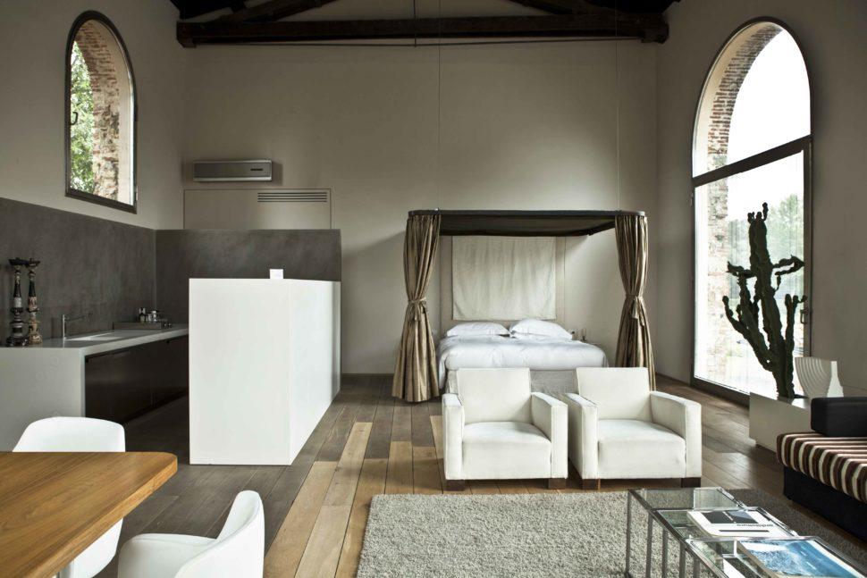 Riva Lofts – Florence – Valentines hotels – Mr & Mrs Smith