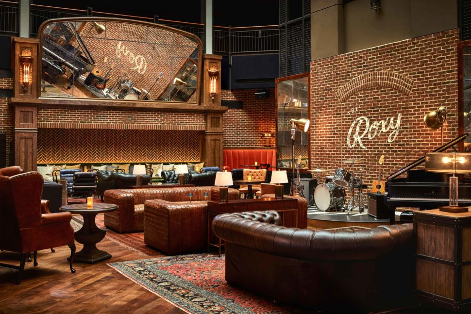 Roxy Hotel – New York – Valentines hotels – Mr & Mrs Smith