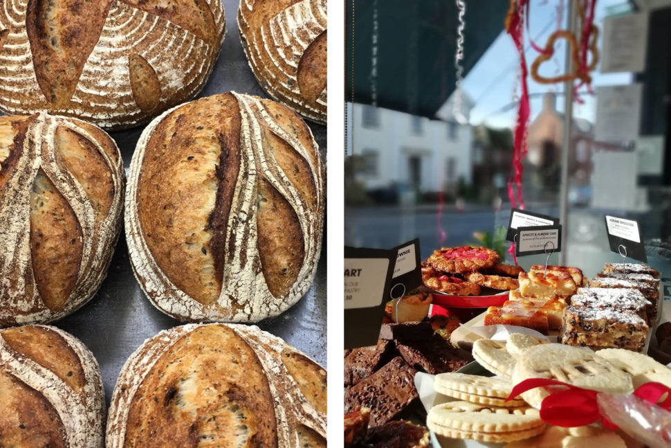 Southwold's foodie high street, Suffolk