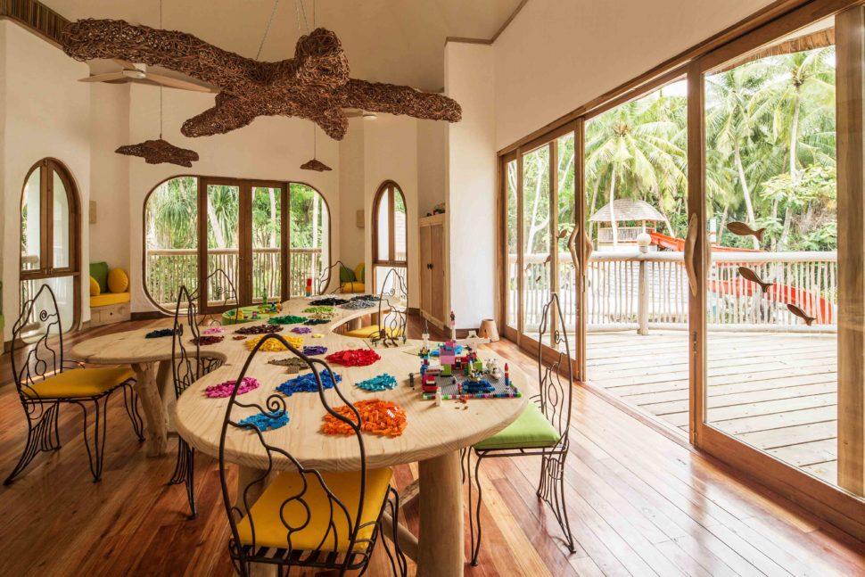 Soneva Fushi Resort, Kids Club, Mr and Mrs Smith