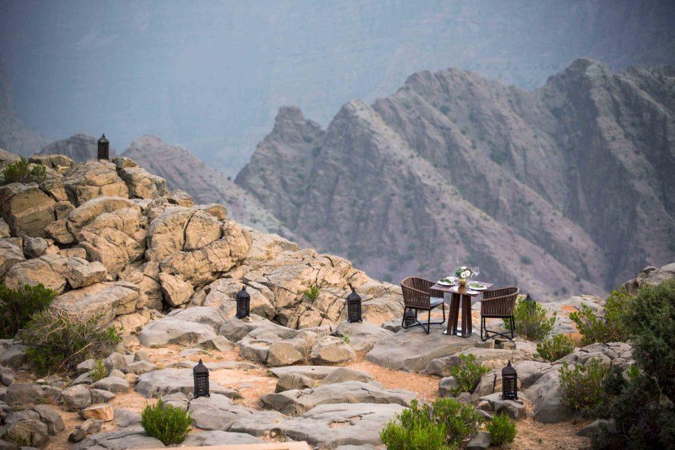 Honeymoon hotels   Magic Camps, Oman   Mr & Mrs Smith