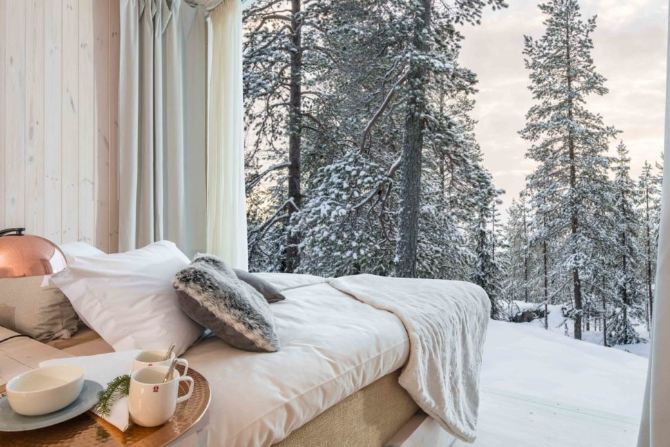 Honeymoon hotel   Arctic Treehouse Hotel, Finland   Mr & Mrs Smith