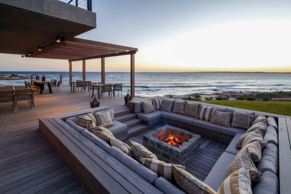 Playa Vik in Uruguay, South America