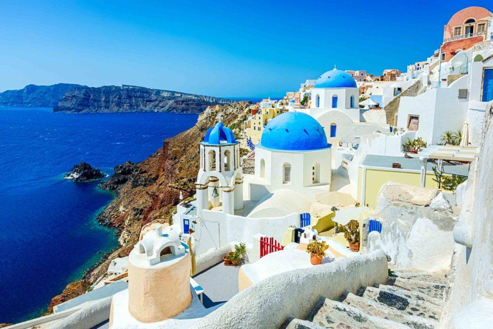 圣多米尼克,希腊