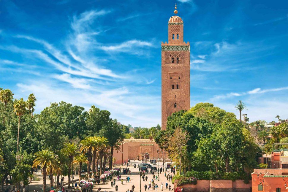 马尔马拉,摩洛哥