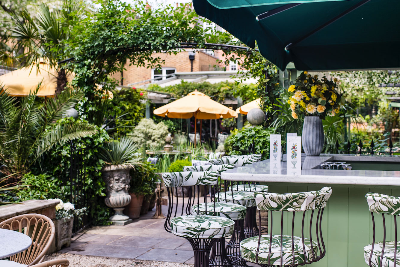 RHS Chelsea Flower Show | The Ivy Chelsea Garden | Mr & Mrs Smith