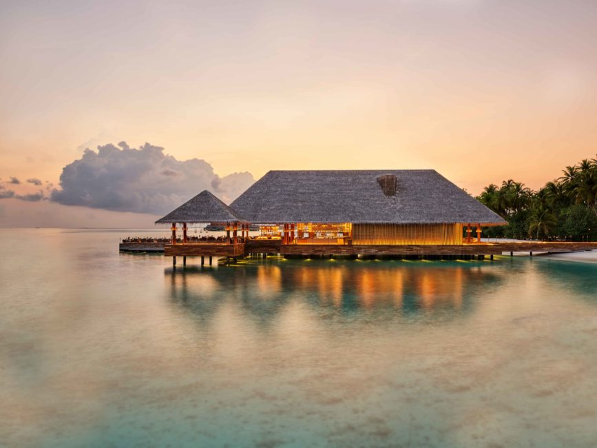 Saoke Restaurant at Joali, luxury hotel in Maldives - Mr & Mrs Smith