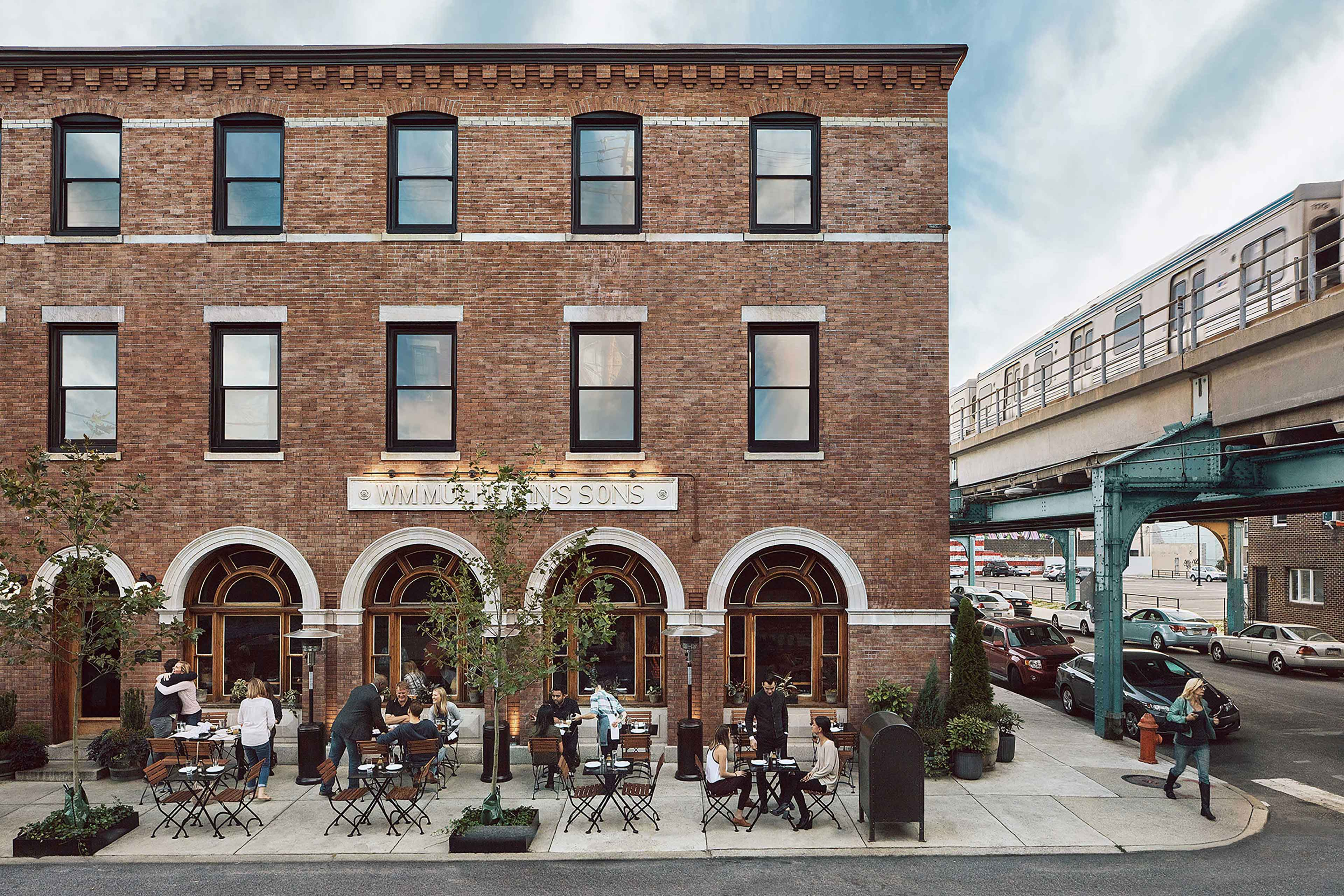 Independent boutique hotels | Wm Mulherin's Sons, Philadelphia | Mr & Mrs Smith