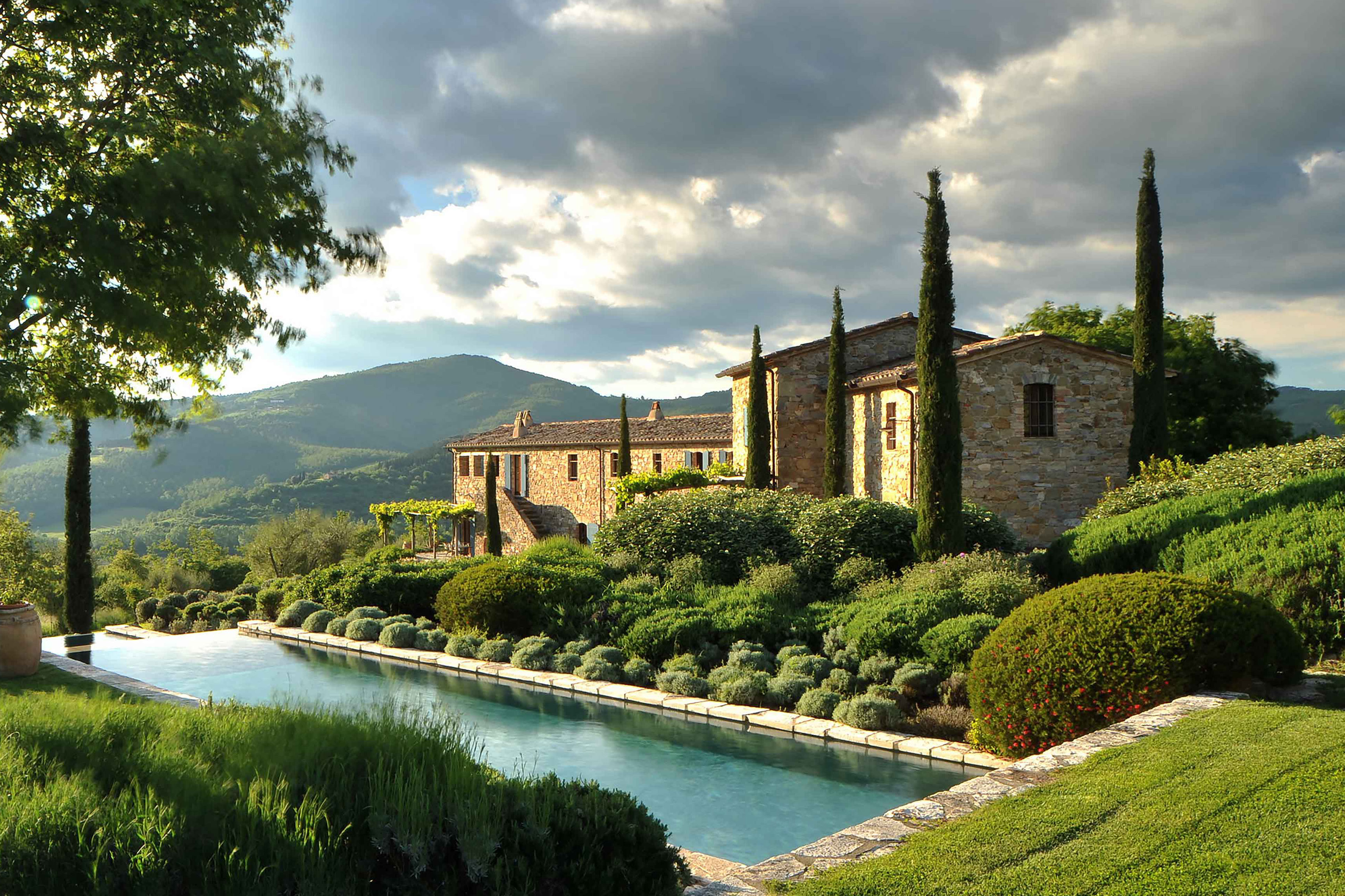 Luxury villas for family holidays | Castello di Reschio, Umbria | Mr & Mrs Smith Editorial